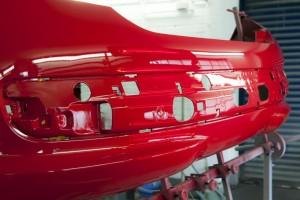 bumper repair kent