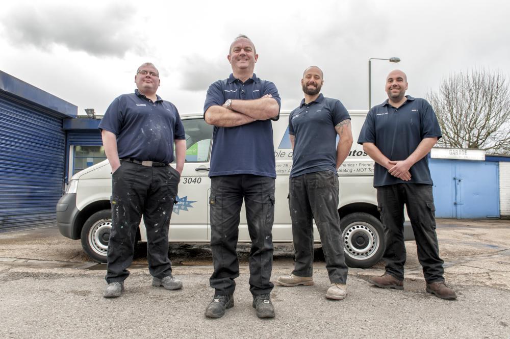 car repairs kent