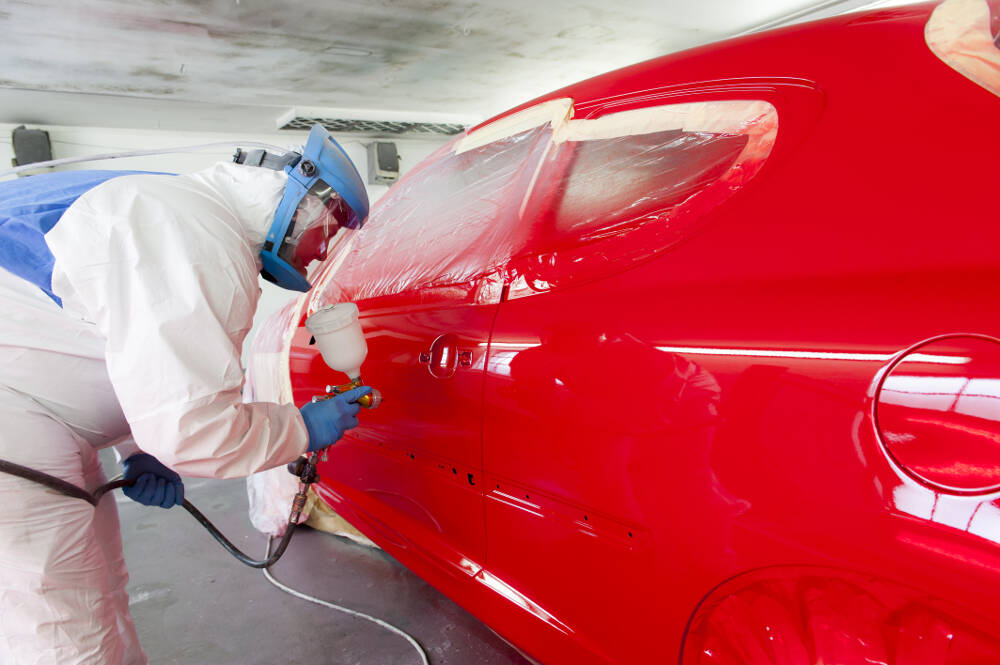 Car body repair shop Orpington