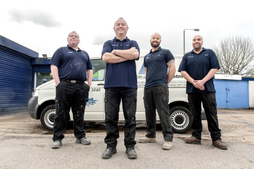 Car body repairs Orpington